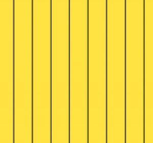 Яскраво жовтий (RAL 1003) pvdf