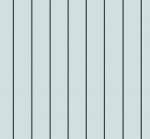 пастельна бірюза (RAL 6034) pvdf