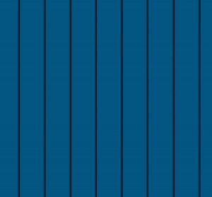 синій (RAL 5009) pvdf