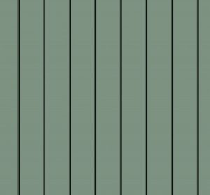 сіро зелений (RAL 6021) pvdf