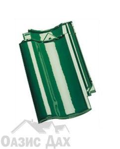 Зелёный глазурованный