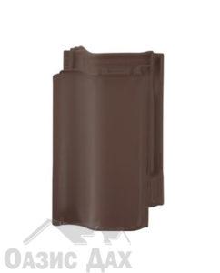Темно-коричневий