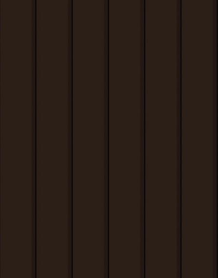 11 Орехово-коричневый P.10 RAL 8017 Prefa